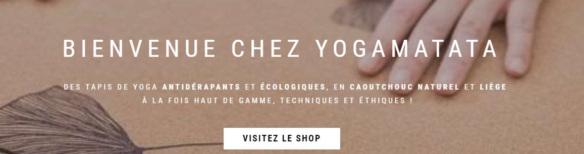 code promo Yogamatata